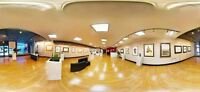 Venue Rental - Downtown Art Gallery