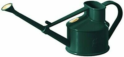 Bosmere V127DB Haws Indoor Plastic Watering Can, Green