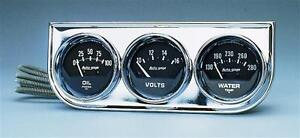 AUTOMETER - Gauges 3 en 1