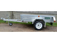 Paxton 6' x 4' Trailers - Standard and Caged