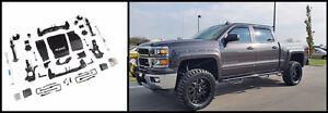 Lift Kit Packages