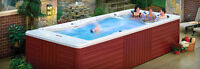 Swim Spa All weather swimming pool,