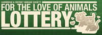 For the Love of Animals Lottery