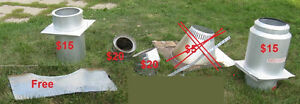 Chimney Stove Pipe Parts from Stainless Steel Insulated Chimney Kingston Kingston Area image 3
