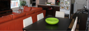 Urgent Beautiful dining set ligne roset Maison Corbeil