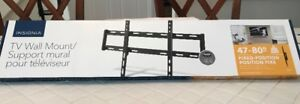"TV Wall Mount, 47 - 80"", Brand NEW,"