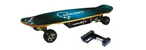 MAVERIX CRUISER ELECTRIC BOOSTED LONGBOARD 600W *** 749$ in STOR