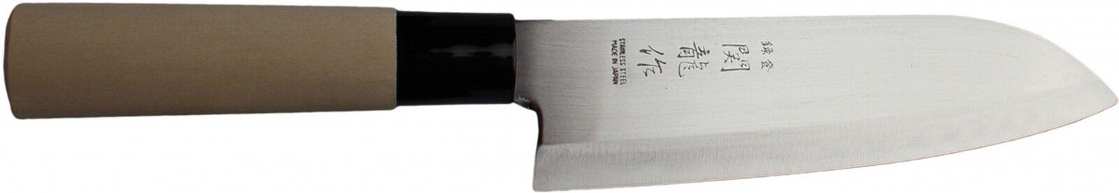 SEKIRYU [ Santoku ] japanisches Messer / Küchenmesser MADE IN JAPAN KV # SR100