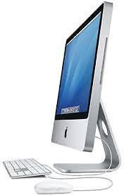 !! iMac Core 2 Duo  8 GB RAM  20''!! ……….. 499$