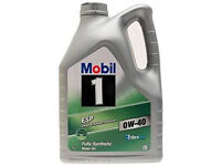 mobil 1 esp fully synthetic engine oil 0w40