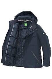 Hugo boss green jacket was £610 now £350