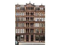 Spacious 2bedroom Glasgow city centre flat £1200pm
