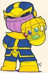 Thanos House of Games and Waffles