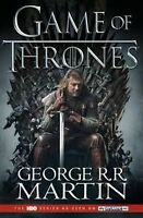 Game of Thrones book hardcover