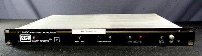(Pico Macom M600 Audio Video Catv Rf Modulator)