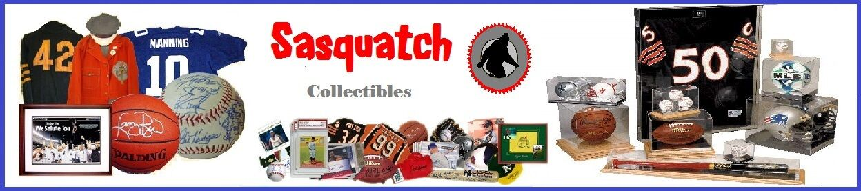 Sasquatch Collectibles