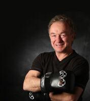 Mise en forme par l'entraînement à la boxe avec Fernand Marcotte