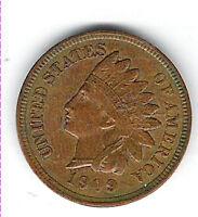 1909 USA Penny