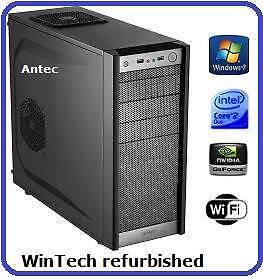 Antec Dual Core 8GB Memory Computer Tower Kirribilli North Sydney Area Preview
