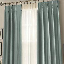 Pinch Pleated Draperies Curtains Drapes Amp Valances Ebay