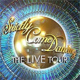 STRICTLY COME DANCING LIVE TOUR 2018 TICKETS.