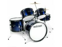 MIRAGE JUNIOR DRUM SET