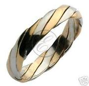 Twist Wedding Ring