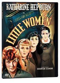 DVD Little Women - Katharine Hepburn - AS NEW Greenwood Joondalup Area Preview