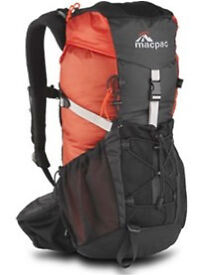 Macpac AMP 20 hiking backpack
