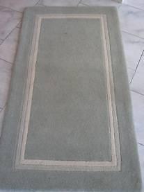 Floor Rug - heavy duty - colour sage Yarrawarrah Sutherland Area Preview