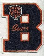Chicago Bears Patch
