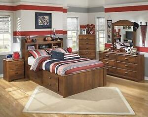 TWIN STORAGE BED  | TWIN STORAGE BED CANADA (MA2211)