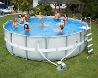 I want a SALT WATER pump for my swimming pool