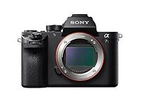 Sony A7s ii + 16-35mm f4 Zeiss lens (brand new and in sealed box)
