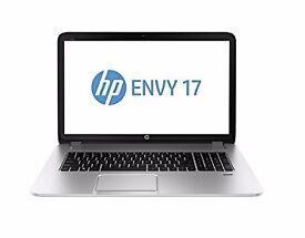"""HP ENVY 17- i7-4700MQ- 17.3"""" - 12GB-1TB HDD"""