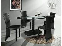 dinning table and 6 chairs in fantastic condition and cost £499 can deliver