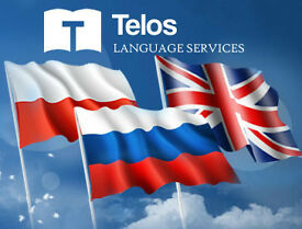 Professional Polish and Russian private tuition at TELOS
