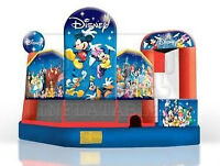 INFLATABLE DISNEY FUN HOUSE FOR RENT! (PARKER PARTIES)
