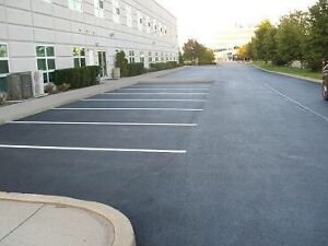 Driveway Sealing -Special FREE Minor Crack Repair With Seal Cambridge Kitchener Area image 2