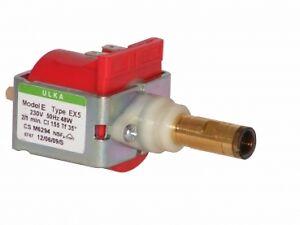 Wasserpumpe Elektropumpe Pumpe Ulka EX5 230V Universal für Saeco Kaffeeautomat