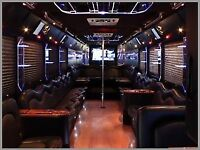 Luxury Limousine, Exhilarating Party Buses, Navigator Stretch