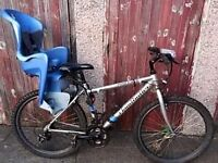 Mountain Bike With Child Seat For Swap