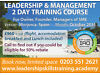 Leadership & Management Courses – Short Courses- London-Morjorca Spain London