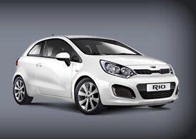64 reg Kia Rio 1.25 VR7 5 door