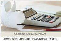 Affordable Accounting-Bookkeeping-Income Tax Services