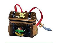 Kids Pirate Themed Small Ruck sack bag