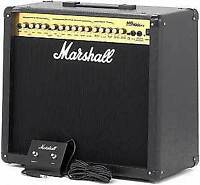 Marshall Guitar amplifier Combo 100 Watts Reverb And FX
