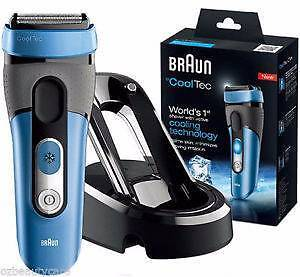 50% Off Braun Cooltec Electric Shaver, Brand New Bondi Eastern Suburbs Preview