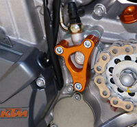 Case saver that was on a 2013 Ktm 300xc. $40