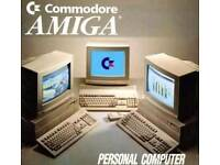 Wanted Commodore amiga computers